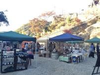 陶磁器、雑貨、食などさまざまな企業が出店