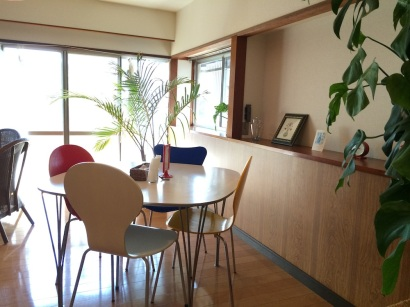 kuturogi内にあるカフェ「田舎のパンケーキ屋さん」