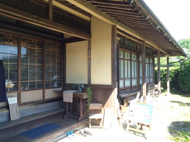 古民家カフェ kuturogi