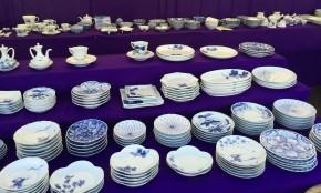 三川内陶器市