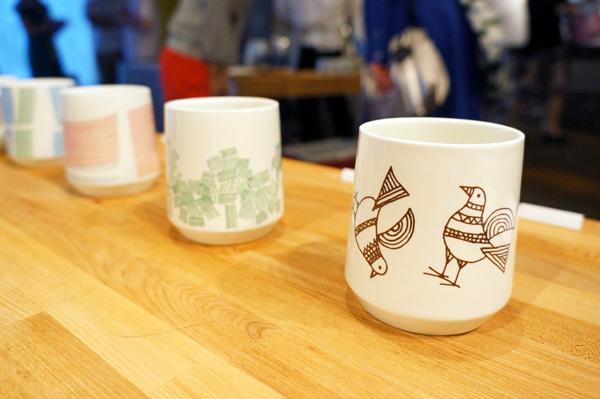 フリーカップ/COLOMBA(鳩)