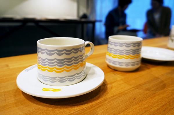 コーヒーカップ&ソーサー/MARE(海)