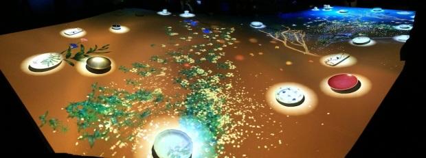 有田焼の世界観が舞う フランスの MAISON & OBJET でチームラボが新作デジタルアート出展
