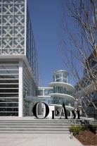 大分県立美術館(OPAM)エントランス