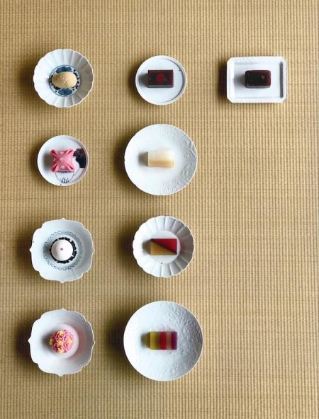 とらや 東京ミッドタウン店企画展「磁器-ひとつだけのかお-」